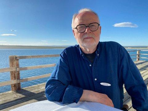SKUFFET: Roald Hansen synes det ble en veldig uheldig avslutning på det 22 år lange eierskapet han har hatt for restauranten Havhesten.