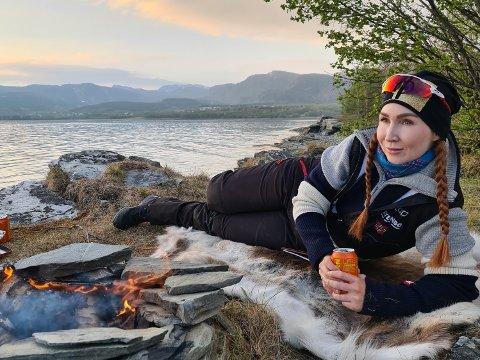 – Jeg er ikke bare en sydame, forteller Marianne Vorren Wilhelmsen. Hun er med i årets utgave av Symesterskapet.