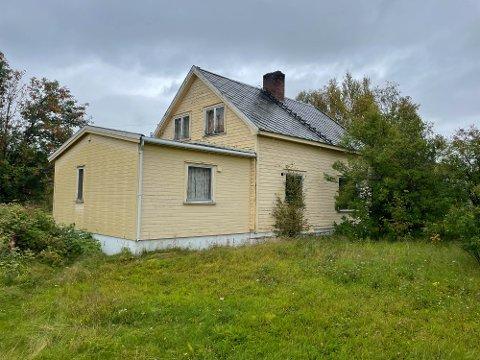 GIKK FOR NESTEN PRISANTYDNING: Jordfallet 25 i Alta. Både mekler og kjøper beskriver eiendommen som unik.