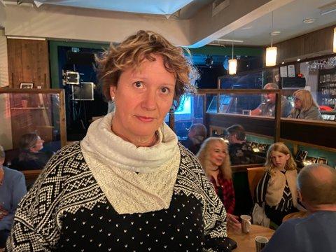 SKUFFET: Irene Ojala, stortingsrepresentant for Pasientfokus, mener særlig Senterpartiet ikke har fulgt opp løftene fra valgkampen.