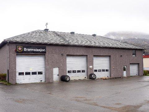 NY BRANNBIL: Brannvesenet i Måsøy kommune ønsker å kjøpe en  ny brannbil til stasjonen i Havøysund.