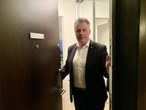 Stortingsrepresentant og justispolitisk talsmann Per-Willy Amundsen fra Harstad har en spennende valgkamp i vente.