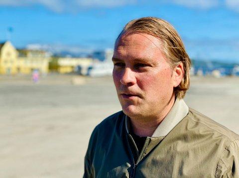 Varaordfører Espen Ludviksen (Sp) er skeptisk til løsningen for hytte-renovasjon.