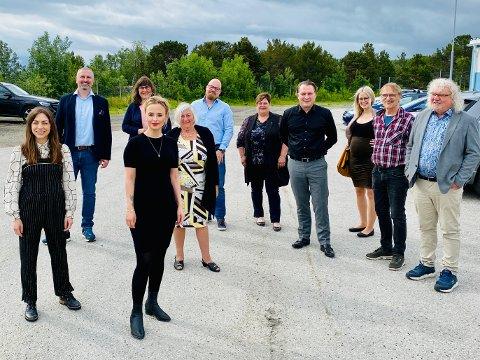 Alle de politiske partiene i Harstad kommunestyre er enige om at lag og foreninger skal få en ekstra håndsrekning.