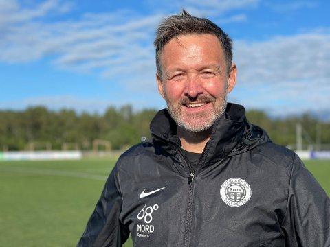 GOD KAMP: – Vi gjorde en god kamp, men det er mye som går imot oss, sa trener Tor Anders Hustad.