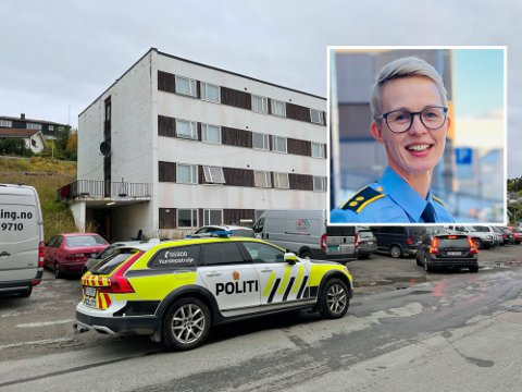 AVHØR: Heidi Heggen forteller at de jobber med å følge opplysningene som kommer fra avhørene av de siktede.
