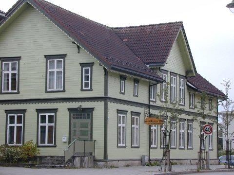 SØKER OM TILSKUDD: Musikkens Hus SA ønsker å gjøre oppgraderinger for 152.000 kroner.