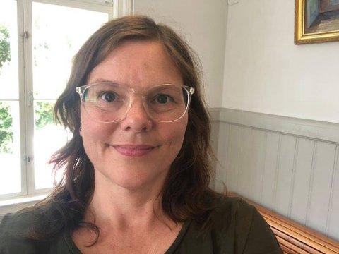 MUSEUMSMENNESKE: Åshild Karevold (48) ble museumsmenneske på Falstadsenteret. Nå er hun direktør for Norges eneste justismuseum.