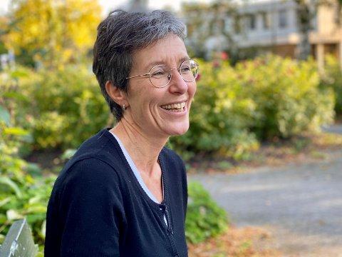 FIKSERT: Ragnhild H. Aunsmo (54) humrer over sin egen fiksering som ungdom. Det var ikke det dummeste valget.