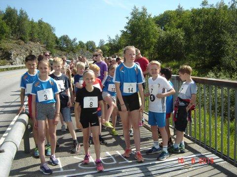 BARNAS BRULØP: For to år siden gikk startsskuddet for historiens første Barnas BRuløp over skarnsundbrua. i år er konkurransen tilbake.