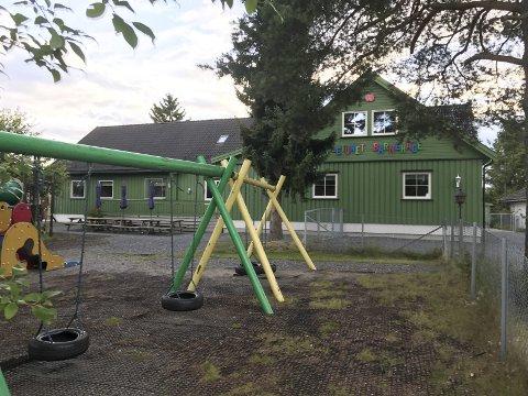 Under lupen: Epletunet barnehage AS i Aurskog kreves for 4 millioner kroner av Aurskog-Høland kommune.