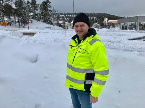 Virksomhetsleder Gjermund Nilsen i Aurskog-Høland kommune er fornøyd med antall søkere.