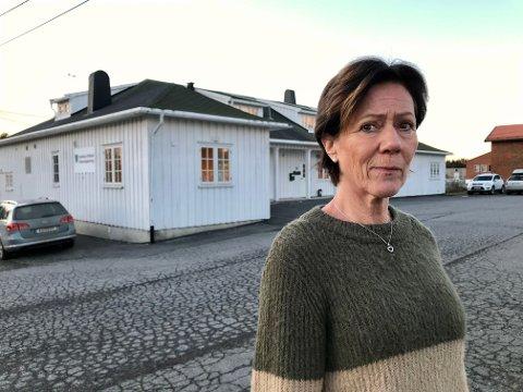 Lærer og tillitsvalgt Jorunn Havn Brunes ved Aurskog-Høland voksenopplæring.