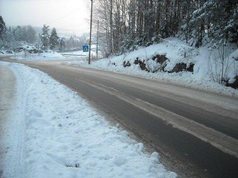 Til uka vil det komme nedbør igjen. Det kan skape by på krevende føre i trafikken (Arkivfoto).