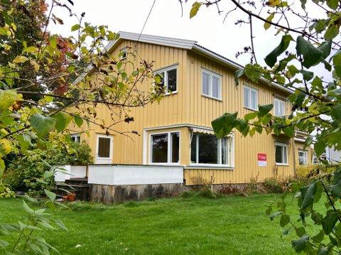 SOLGT: Familien Fonneløp håper de nye eierne vil bygge og bo på eiendommen.