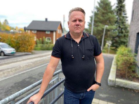 – Jeg ble sjokkert, sier Arvid Næss etter at han fikk en bot på 20.000 kroner for å ha brutt karanteneplikten. Foto: Tine Viktoria Buberg