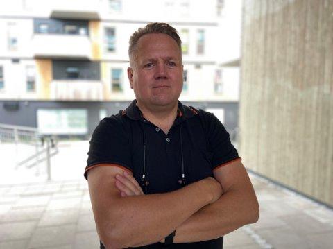 VIL I RETTEN: Arvid Næss håper fortsatt å måtte møte i retten fordi han ikke vedtok koronaboten på 20.000 kroner.
