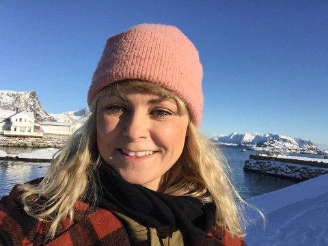 Ida Larmo fra Bjørkelangen bor i dag i Kabelvåg i Lofoten. Herfra dykker hun ned i krigshistorie. – Jeg synes det er spennende  å jobbe med. Historiene tar jo aldri slutt!