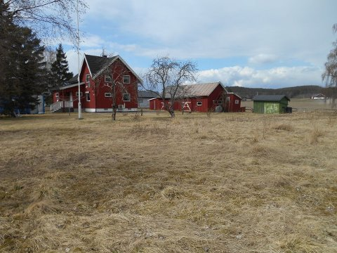 Denne boligen i Aurskog-Høland ble lagt ut for salg med prisantydning på 1,89 millioner kroner.