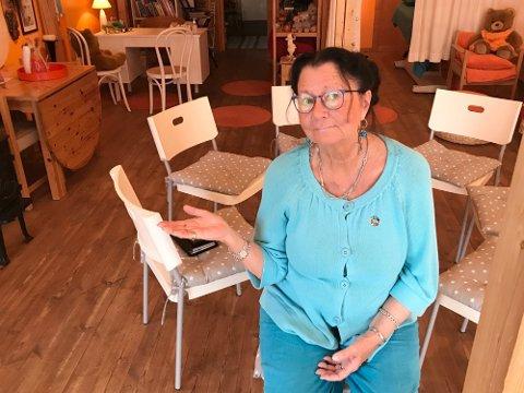 Tittin Foss-Haneborg ville gjerne ha korrigert stemmen sin som ble avgjørende i saken om husleieøkning for beboere i kommunale boliger. Bildet er tatt i en annen sammenheng.
