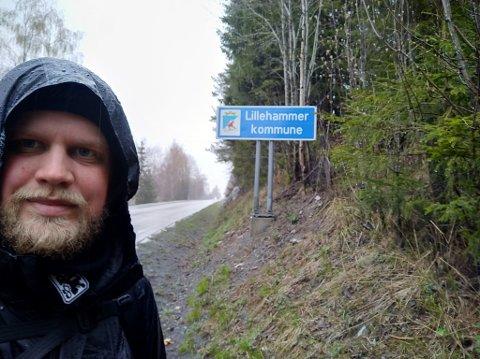 I RUTE: André Øyvåg ligger i rute til LSK-kampen i Kristiansund 30. mai.