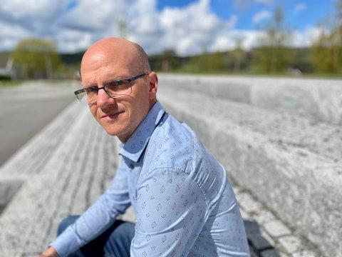 Anders Gaarder (48) fra Hemnes holder hva han lover.