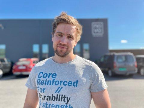 Tommy Merli (29) har etablert eget foretak, og mener han har fått en gylden mulighet.