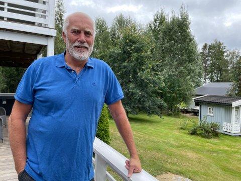 Ola Fallang (60) jobbet ved Aurskog-Høland lensmannskontor i 30 år. Nå har han sluttet for godt i politiet.