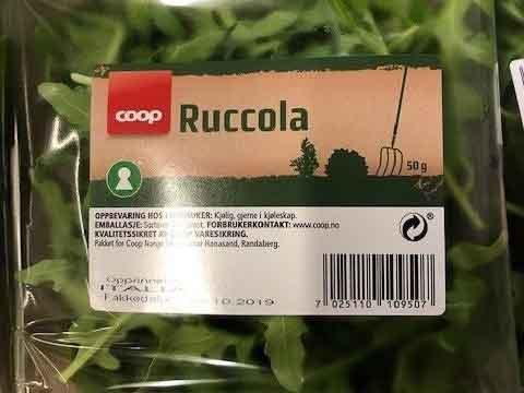 KALLER TILBAKE: Coop kaller tilbake disse pakkene, med pakkedato 20., 21. og 22. oktober, etter funn av e.coli-bakterier.