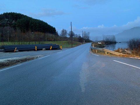OMLEGGING: Frå årsskiftet overtar fylkeskommunen det fulle og heile ansvaret for fylkesveg 51 og dei andre fylkesvegane i Rogaland.