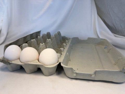 KOKETID: Hvordan ett egg skal kokes, er ett av de mest søkte spørsmålene i Google i løpet av dette året.