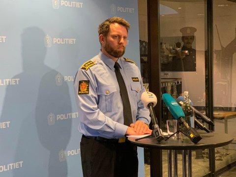 Politiadvokat Lars Ole Berge