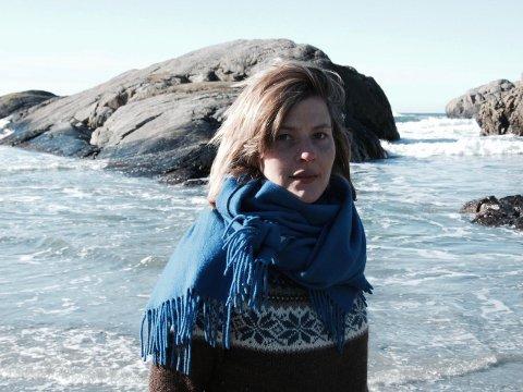 HJEM IGJEN: Kristine Hovda tar turen hjem til Jæren i helga. På lørdag står hun på Ogna scene.