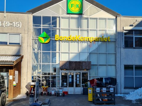 NYTT NAVN: FK-butikken på Bryne skifter navn til BondeKompaniet.
