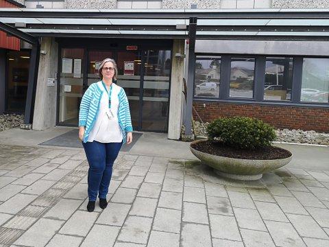 – TRAVELT: Mona Nodland er hovudtillitsvalt for Delta i Hå. Ho fortel at hennar medlemmar melder om ein travel kvardag på Hå sjukeheim.