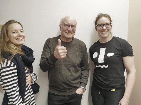 Bli med:  Nina Solstice, Lars Gunnar Lingås og Maren Njøs Kurdøl i Rødt, ønsker at alle partiene skal bli med på noen etiske kjøreregler for valgkampen.pressefoto