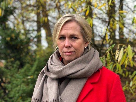 IKKE REDD FOR NEGATIVE KONSEKVENSER: – MK-linjer finnes allerede i Horten og Sande, som det er kort reisevei til, sier Holmestrand-ordfører Elin Gran Weggesrud,