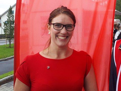 Maren Njøs Kurdøl fra Eidsfoss vil på Stortinget i 2021. Nå topper hun nominasjonslista til Rødt i Vestfold.