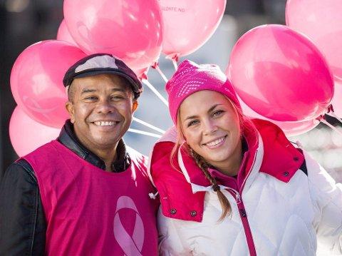 ØKT KUNNSKAP: Pengene fra årets Rosa sløyfe-aksjon til mer forskning på kreftsvulster.