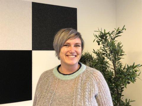 Barnevernleder Sissel Bjørsvik er fornøyd med ny digital bekymringsmelding