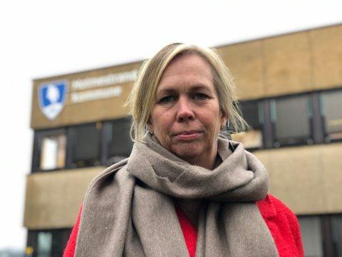 OPPFORDRER OM Å TA EKSTRA ANSVAR: Holmestrand-ordfører Elin Gran Weggesrud.