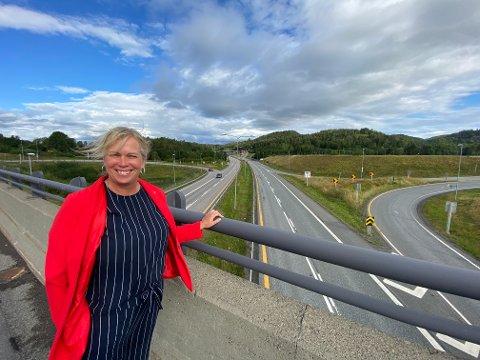 I desember skal Statsbygg komme sin anbefaling om hvor et nytt fengsel skal bygges. Ordfører Elin Gran Weggesrud håper det blir på Grelland.