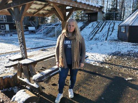 BELASTENDE: Barnehageeier og kommunestyrerepresentant Lise Kragset Furuseth (Krf) ønsker å redusere åpningstidene.