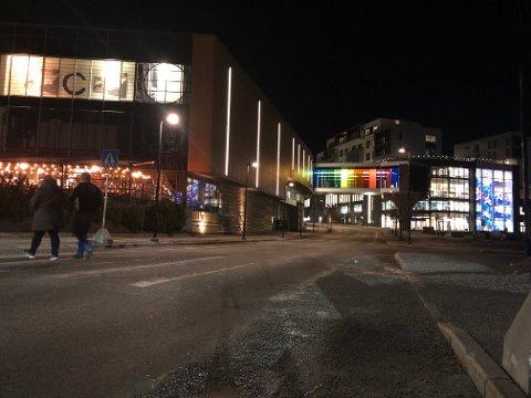 SKAL BYGGE FRAMTIDAS BY: Politikerne i Ullensaker er enige om at de ønsker biltrafikken vekk fra sentrum, samtidig som at det må legges til rette for et godt kollektivtilbud, ny busstasjon og innfartsparkering.