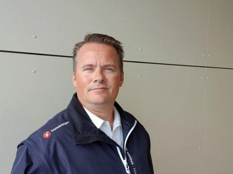 VIL REVERSERE VEDTAKET: Om en drøy måned faller den kommunale bostøtten bort i Ullensaker. Nå henstiller Ståle Lien Hansen (FrP) de rødgrønne om å reversere vedtaket fra 2020.