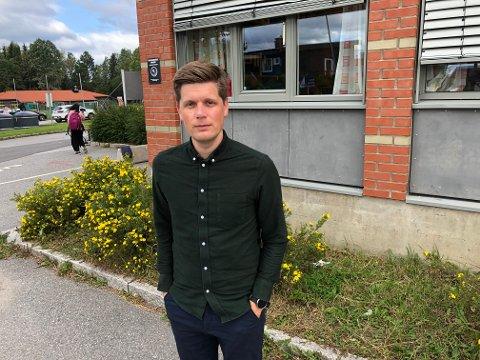 UTVALGSLEDER: Lars F. Hjetland (Ap) ledet arbeidet med skolebruksplanen som tirsdag ble vedtatt av kommunestyret i Ullensaker.