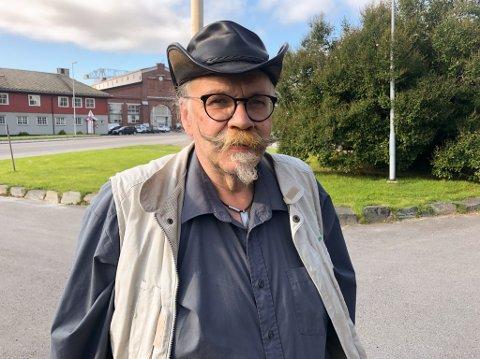 SKUFFET: Kurt Wikan fra Senterpartiet vil ha mer åpenhet fra ordføreren i Sør-Varanger kommune.