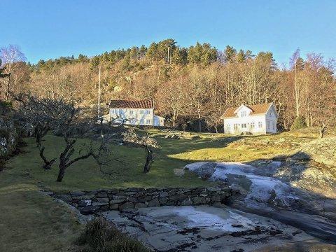 Ivar Tollefsen har rustet opp landstedet i Orebukta betydelig. Nå ønsker han å bygge et svømmebasseng på eiendommen, som han kjøpte i 2017.  (Arkivfoto: Privat)