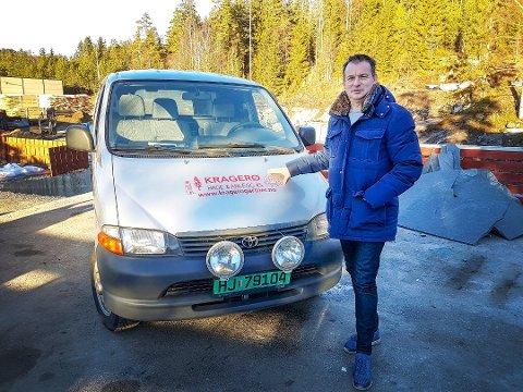 KONKURS: Trond Farsjøs selskap, Kragerø Hage og Anlegg AS, er slått konkurs av tingretten. (Arkivfoto: Dag Tinholt)