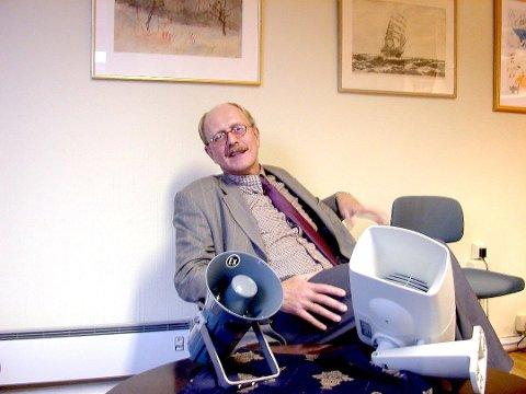 PÅ TOPP: Harald Buck Edwardsen tjente mest i 2019. Edwardsen har toppet skattelistene i flere år.